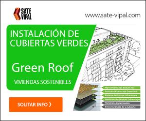 Instalación cubiertas verdes
