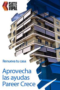 Ayudas rehabilitación energética fachadas